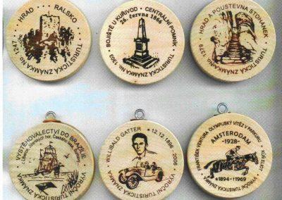 Turistické známky