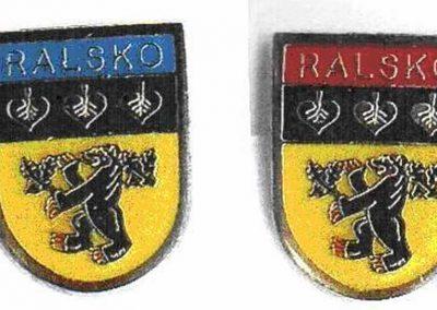 Odznaky města