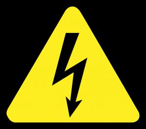 přerušení dodávky elektriky
