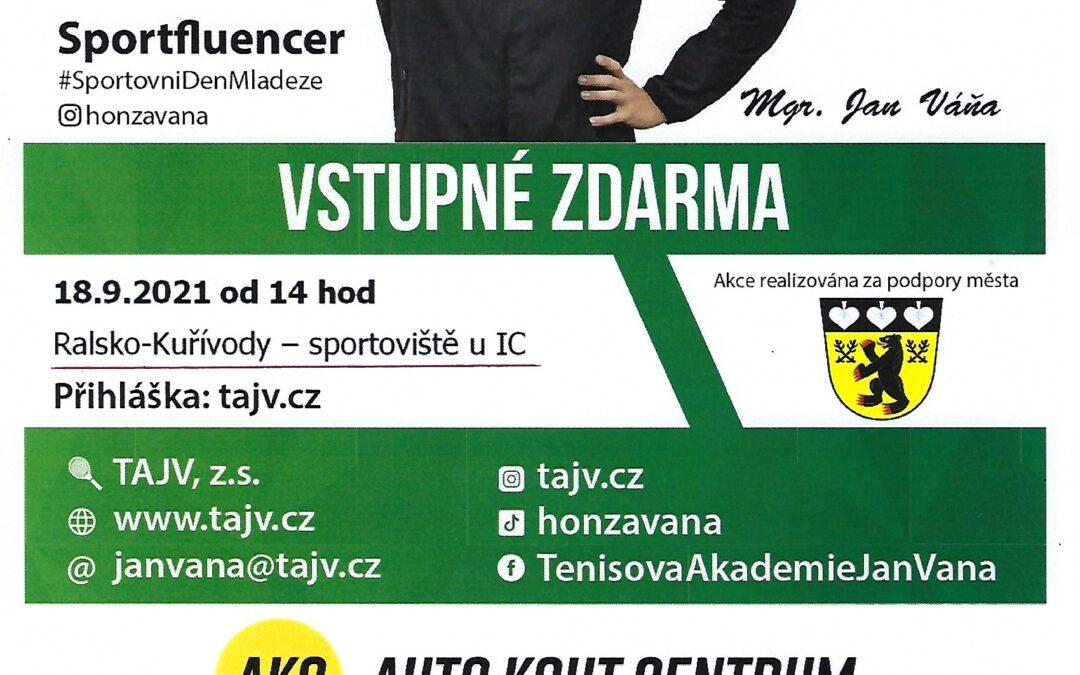 Sportovní den s TAJV v Kuřívodech